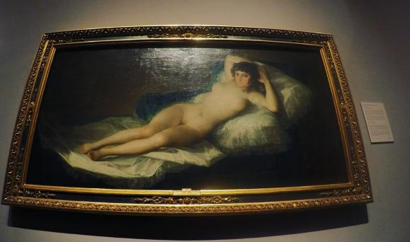 Maja desnuda