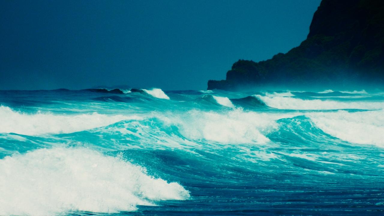 В объятиях океана