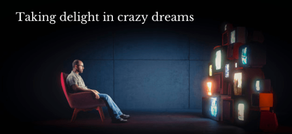 I'm having vivid crazy dreams. What do dreams mean?