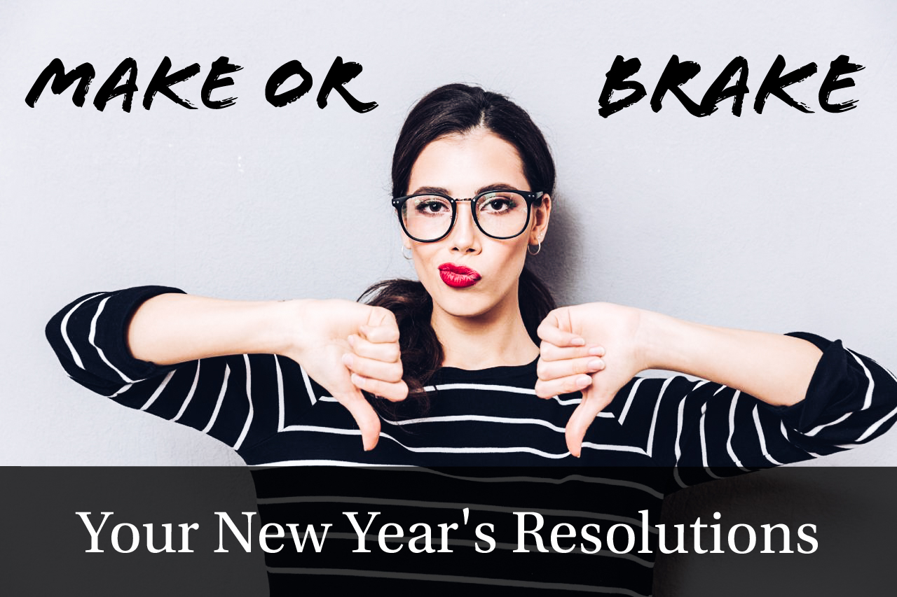 Why New Year's Resolutions Fail?