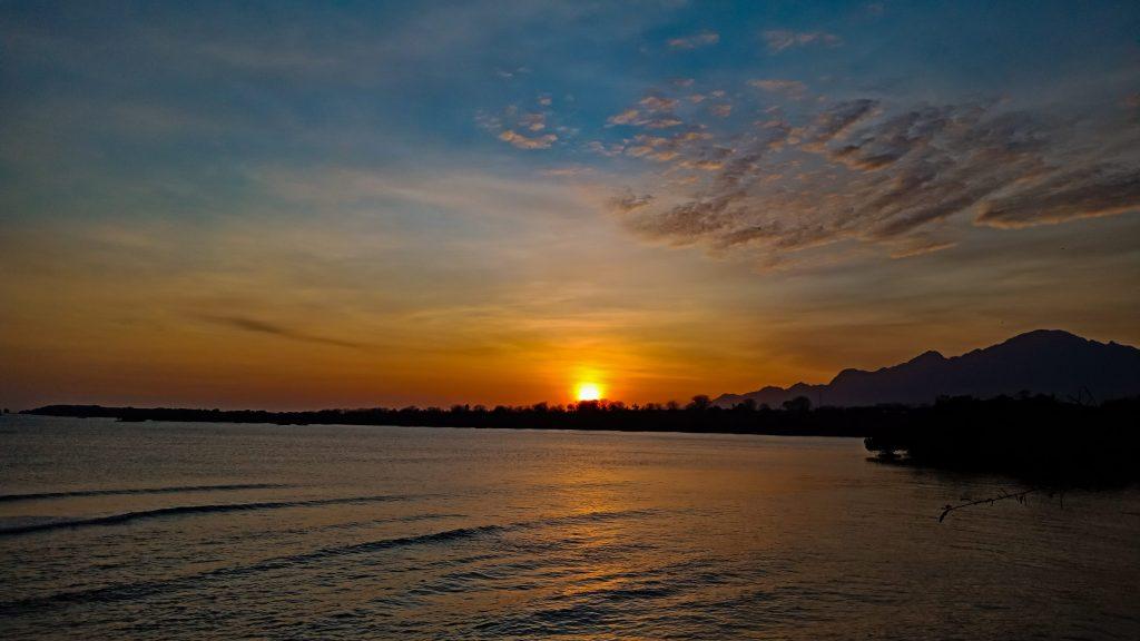 Amazing scenery in Pemuteran (Bali, Indonesia)